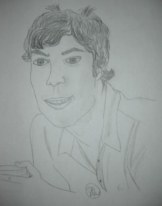 Adam Brody by sarettina90